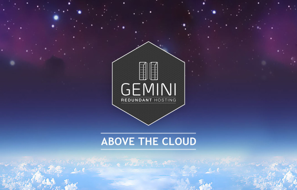 Gemini Hosting - Above the Cloud