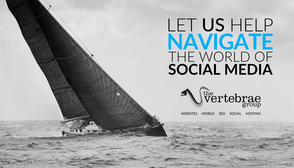 Let the Vertebrae Group help you navigate the world of social media.
