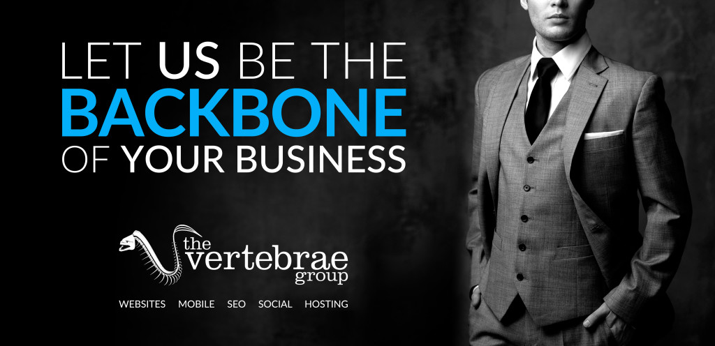 Let the Vertebrae Group be the backbone of your business.